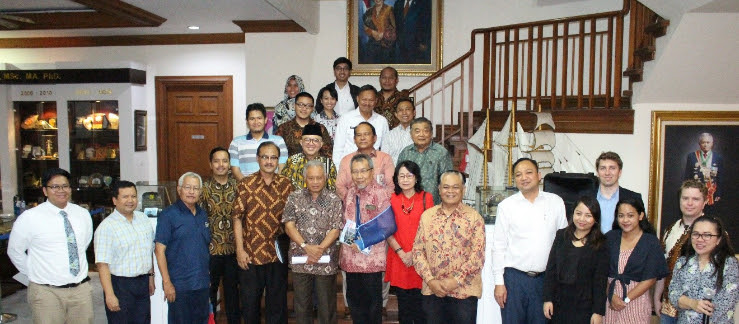 Purnomo Yusgiantoro Center (PYC) menggelar Knowledge Sharing Series (KSS)